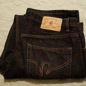 Mens Rocawear Dark Wash Jeans